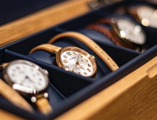 Min passion for smykker og ure
