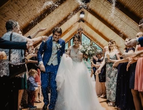 Tale til bryllup lev op til forventningerne